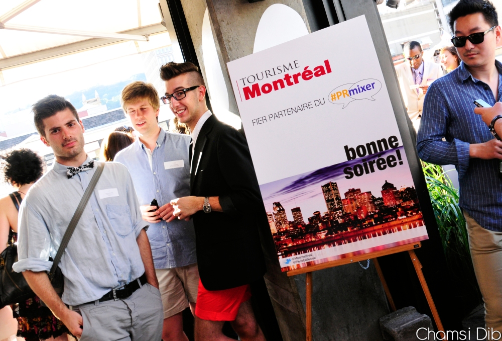 #PRMixer to become Montreal's Communicators Favorite Networking Event